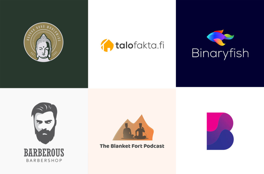 Hyvän logon suunnittelu - Miten suunnittelen hyvän logon